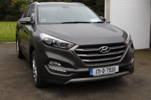 Hyundai Tucson 1.7 D Executive Low Mileage